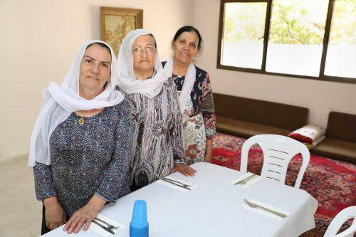 נורה ואחיותה - המטבח של האחיות ונורה - חוויה קולינרית מהמטבח הדרוזי